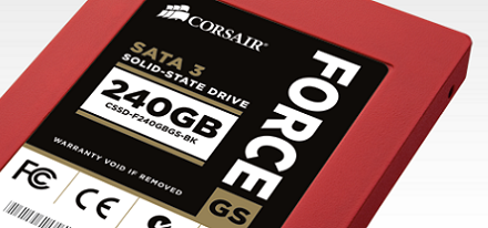 Corsair anuncia sus nuevos SSDs Force Series GS