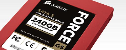 Corsair anuncia sus nuevos SSDs Force Series GS