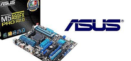Asus lanza su tarjeta madre M5A99FX PRO R2.0 con la tecnología Dual Intelligent Processors 3