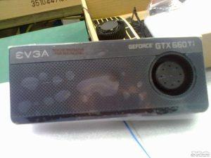 Tarjeta de video GeForce GTX 660 Ti de EVGA