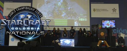 Proclamado XLSADJ Campeón de los StarCraft 2 WCS Colombia Nationals