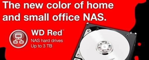 Western Digital presenta su nueva línea de discos duros Red para configuraciones NAS