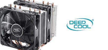 Nuevas imágenes del CPU Cooler Aeolus Big Frost de DeepCool
