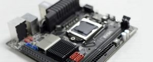 Tarjeta madre Z77 - Mini-ITX de EVGA