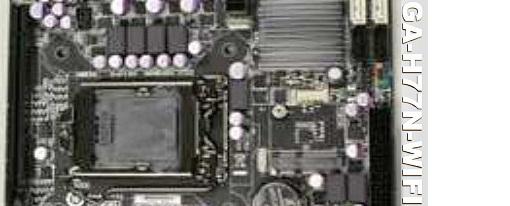 Gigabyte prepara su placa H77N-WiFi con triple interfaz de red