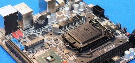 Más imágenes y detalles de la EVGA Z77 Mini-ITX