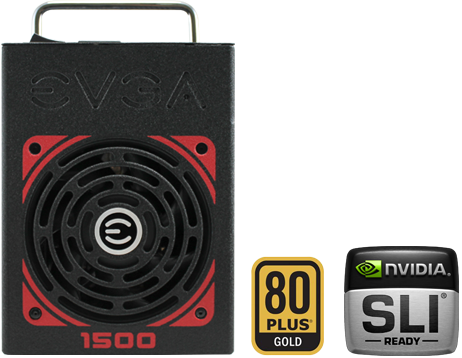 Fuente de poder SuperNOVA NEX1500 Classified de EVGA