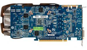 GeForce GTX 670 WindForce 2X de Gigabyte