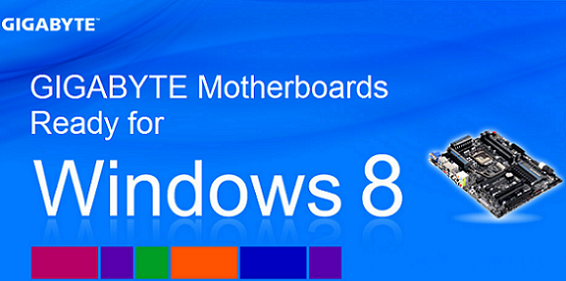 Gigabyte Windows 8 Ready