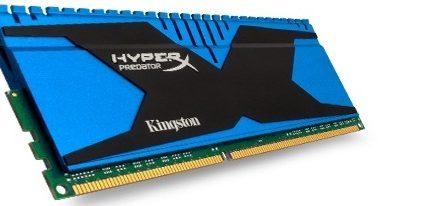 Kingston amplía su oferta con las memorias HyperX Predator