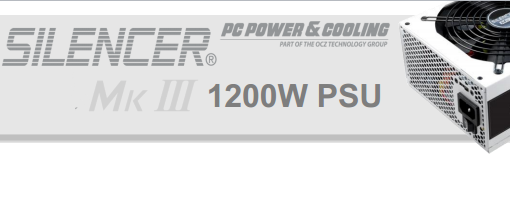 PC Power & Cooling Silencer Mk III 1200W