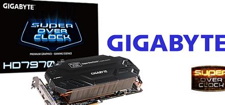 Gigabyte presenta oficialmente la Radeon HD 7970 Super OverClock