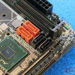 Tarjeta madre Z77 mini-ITX de EVGA