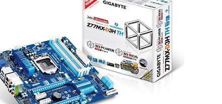 Gigabyte lanza la primera tarjeta madre Micro-ATX con Dual-Thunderbolt