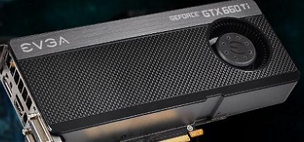 EVGA lanzó seis modelos de GeForce GTX 660 Ti