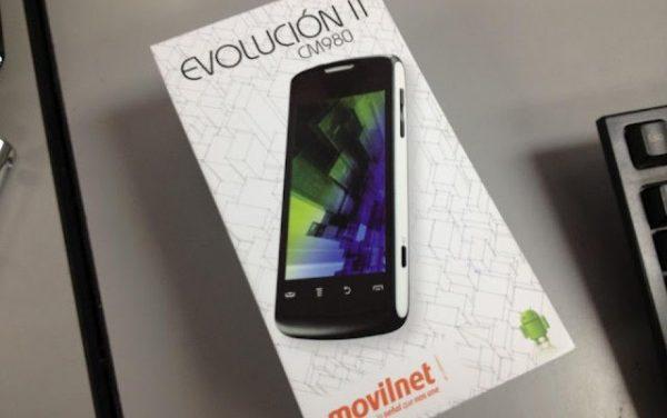 Movilnet y Huawei lanzan el Evolución II en Venezuela