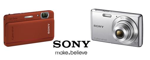 Sony presenta sus nuevas Cyber-Shot
