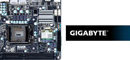 Gigabyte hace oficial sus tarjetas madres GA-H77N-WiFi y GA-Z77N-WiFi