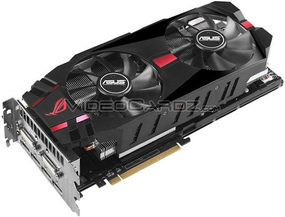 Asus Radeon HD 7970 Matrix Platinum - GHz Edition
