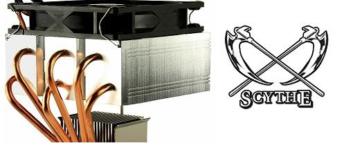 Nuevo CPU Cooler Kabuto 2 de Scythe