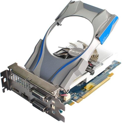 GeForce GTX 650 Black Edition de Galaxy