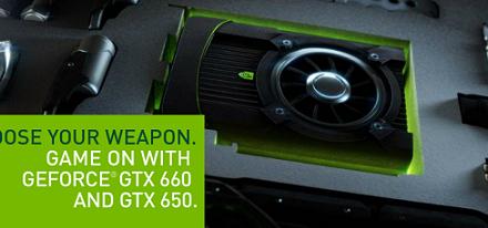 Lanzadas oficialmente las GeForce GTX 660 & GTX 650