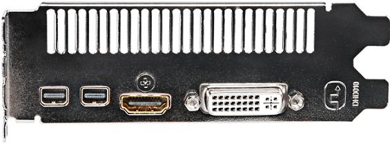 Gigabyte HD 7850 OC 1GB - GV-R785OC-1GD