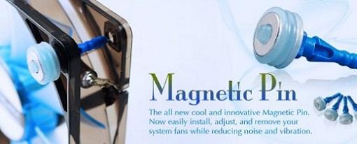 Nuevos Magnetic Pin de Prolimatech