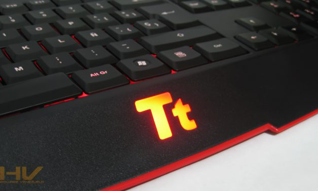 Review: Teclado Tt eSports Challenger Pro
