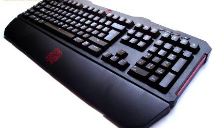 Review: Teclado Tt eSports Meka G unit
