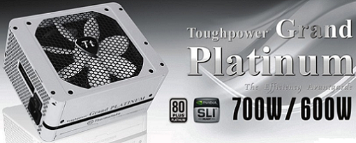 Nuevas fuentes de poder Toughpower Grand Platinum Snow Edition de Thermaltake