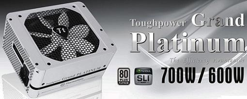 Nuevas fuentes de poder Toughpower Grand Platinum Snow Edition de Thermaltake