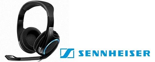 Sennheiser lanza sus audífonos para juegos U 320