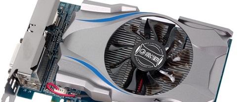 Galaxy lanza la tarjeta gráfica GeForce GTX 650 más rápida del mercado