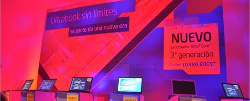 3era generación de procesadores Intel® Core™ se presenta en dispositivos Ultrabook