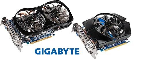 Nueva serie GeForce GTX 650 Ti de Gigabyte