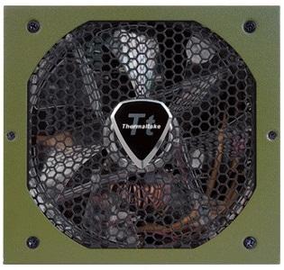 Fuentes de poder EVO BLUE 2.0 -Military Green- 650W, 750W y 850W de Thermaltake