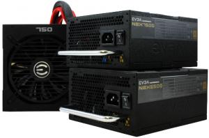 Fuentes SuperNOVA NEX750 y NEX650 de EVGA