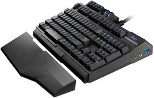 Mechanical Gaming Keyboard Aivia Osmium de Gigabyte