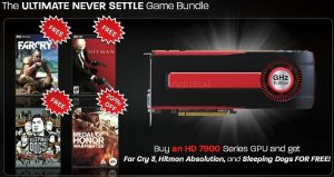 The Ultimate Never Settle Game Bundle