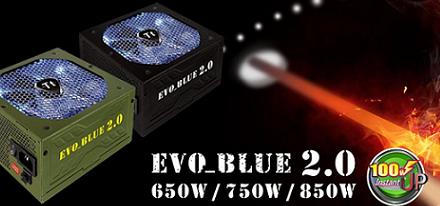 Nuevas fuentes Evo Blue 2.0 de Thermaltake