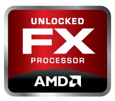 Unlocked FX Processor AMD