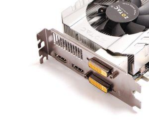 Zotac GeForce GTX 650 Destroyer TSI