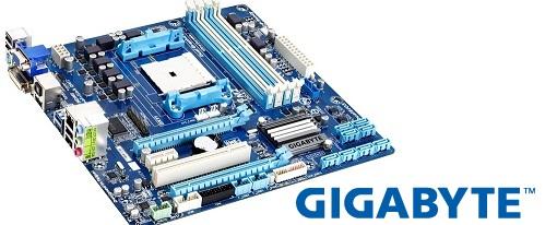 Gigabyte libera su tarjeta madre F2A85XM-D3H