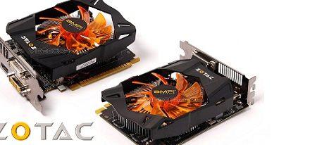 Zotac presentará tres nuevas tarjetas gráficas GeForce GTX 650 Ti