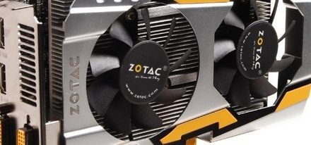 Tarjeta gráfica GeForce GTX 650 Destroyer TSI de Zotac