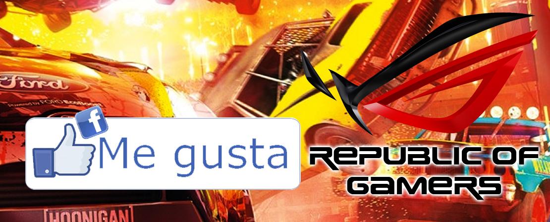 Concurso de ASUS Venezuela en Facebook