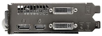 Asus GeForce GTX 680 4 GB DirectCU II - GTX680-DC2-4GD5