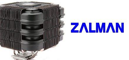 Imágenes del disipador pasivo FX100-Cube de Zalman