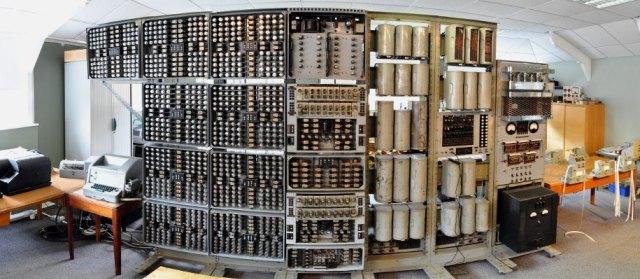 Tubos de vacio ordenador